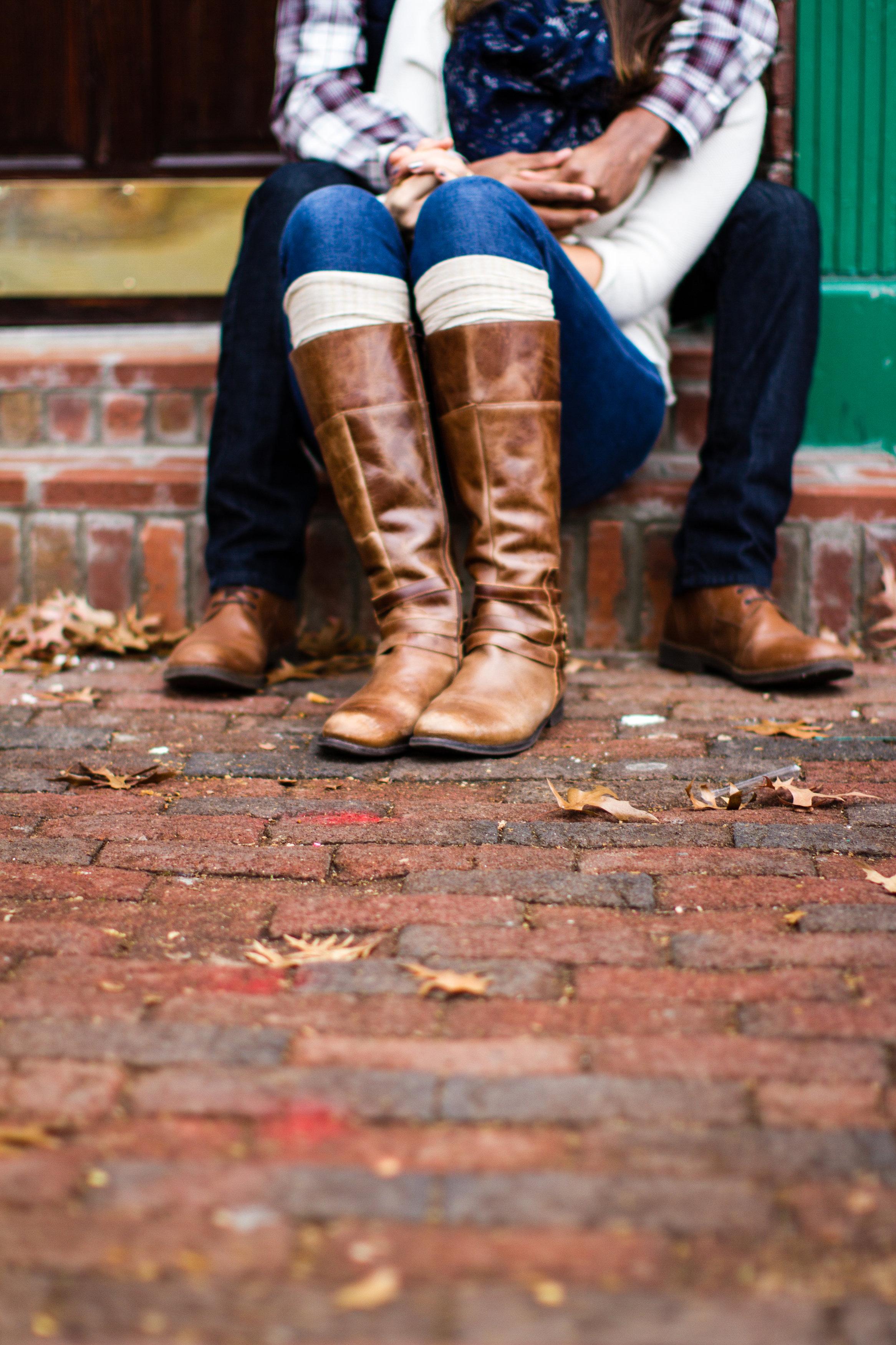 Fall engagement photos | Lorin Marie Photography