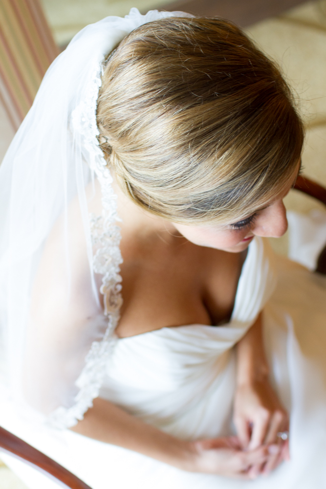 Bridal portrait | Lorin Marie Photography