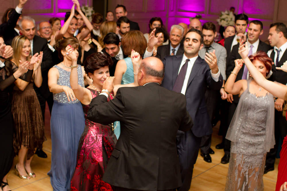 Wedding reception dancing | Lorin Marie Photography