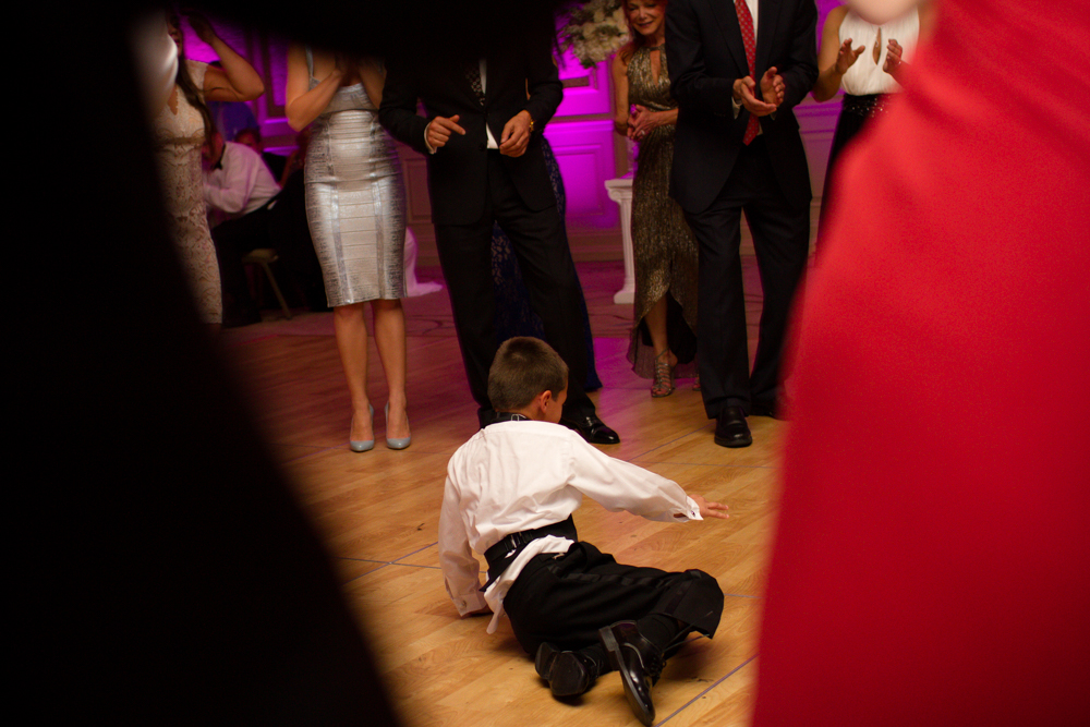 Kid breakdancing | Lorin Marie Photography