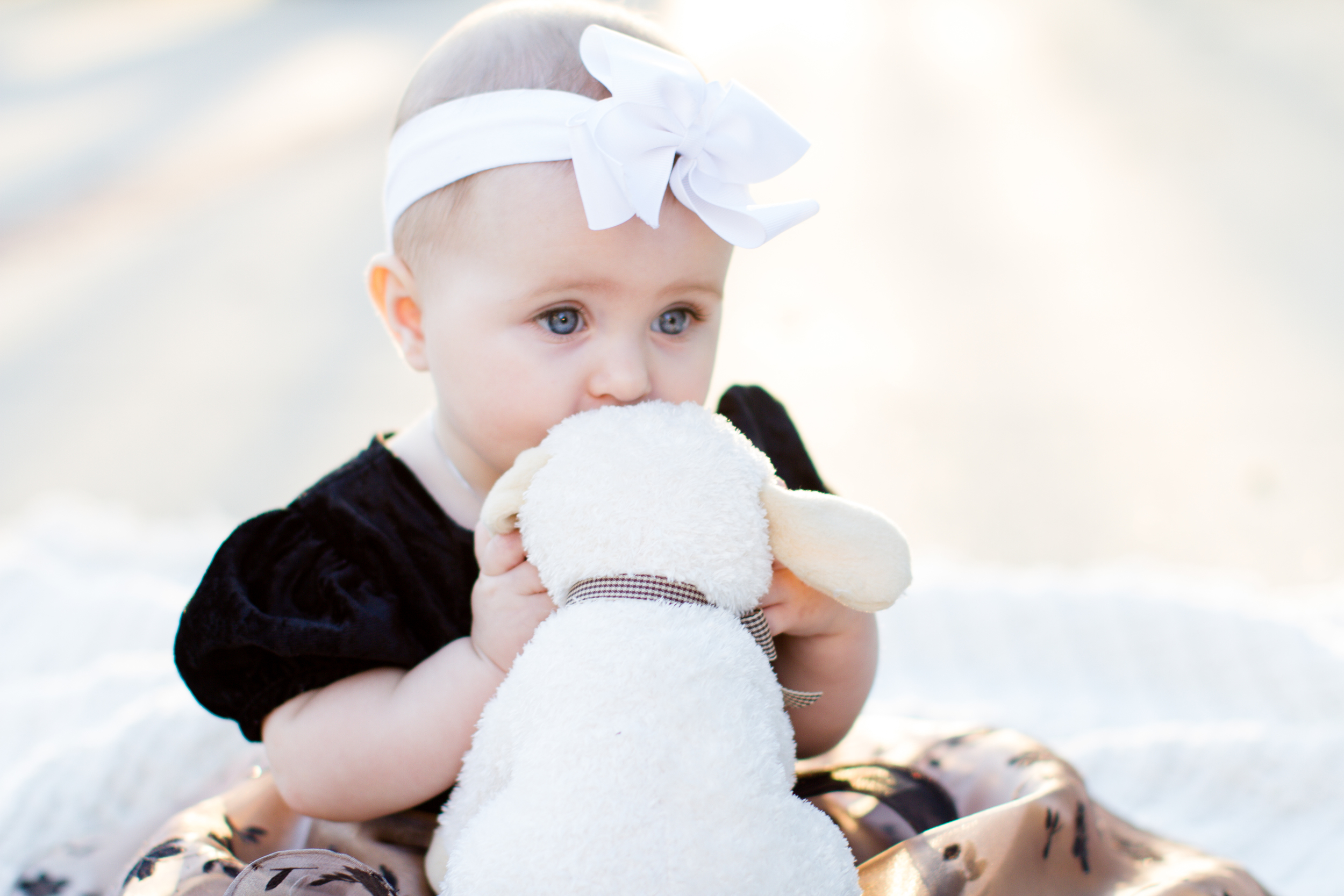 Baby's-first-Christmas-Columbia-photographer