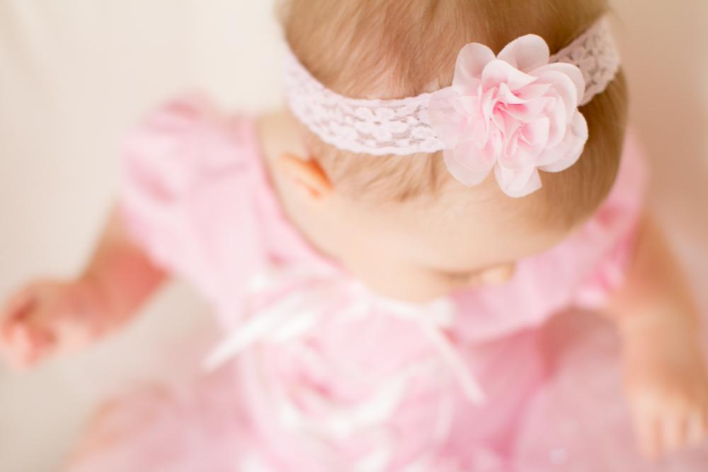 Infant ballet costume