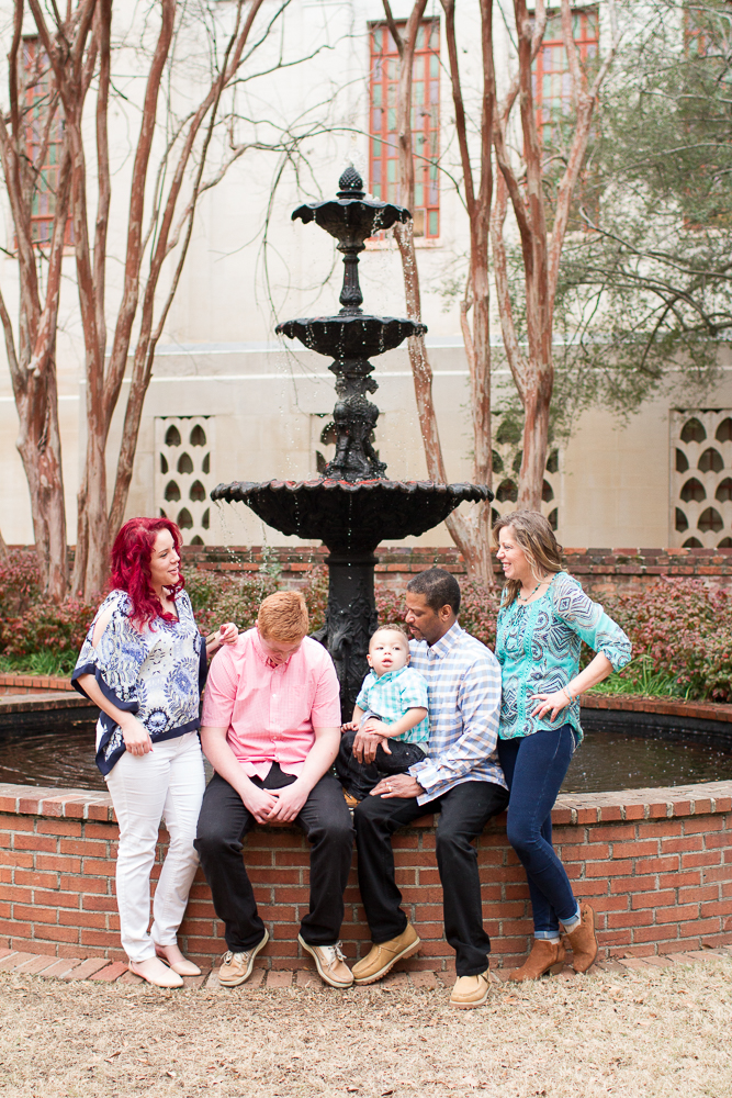 Family portrait session The Horseshoe photographer | Lorin Marie Photography