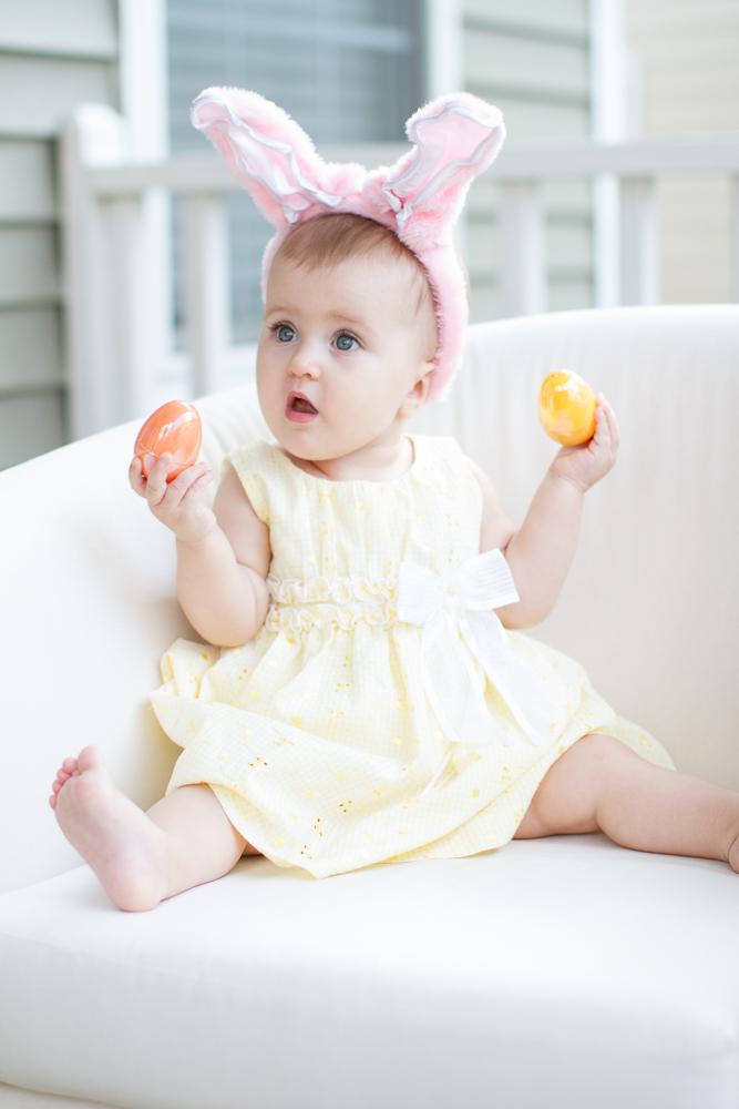 First Easter basket ideas