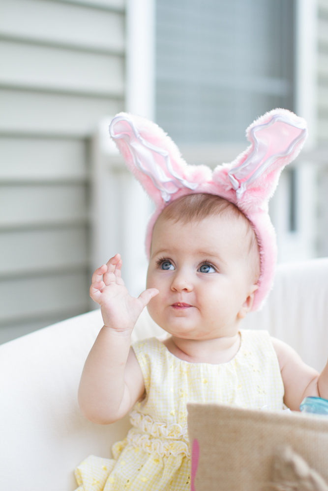 Easter portrait ideas