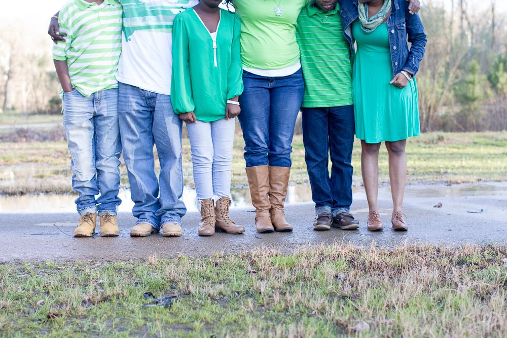 Prophet Family Saluda Shoals Family Photos