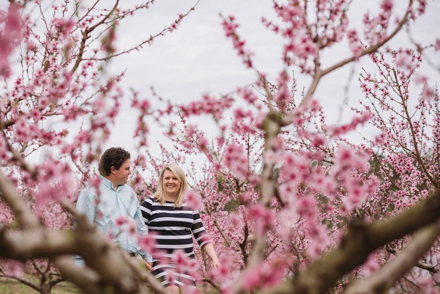 kayla-zack-peach-blossom