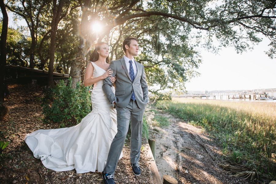 hilton head island seaside wedding