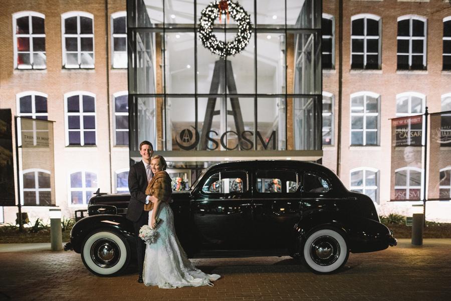 old hollywood vintage car glamour