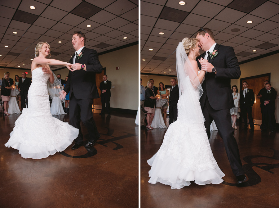 stone river first dance