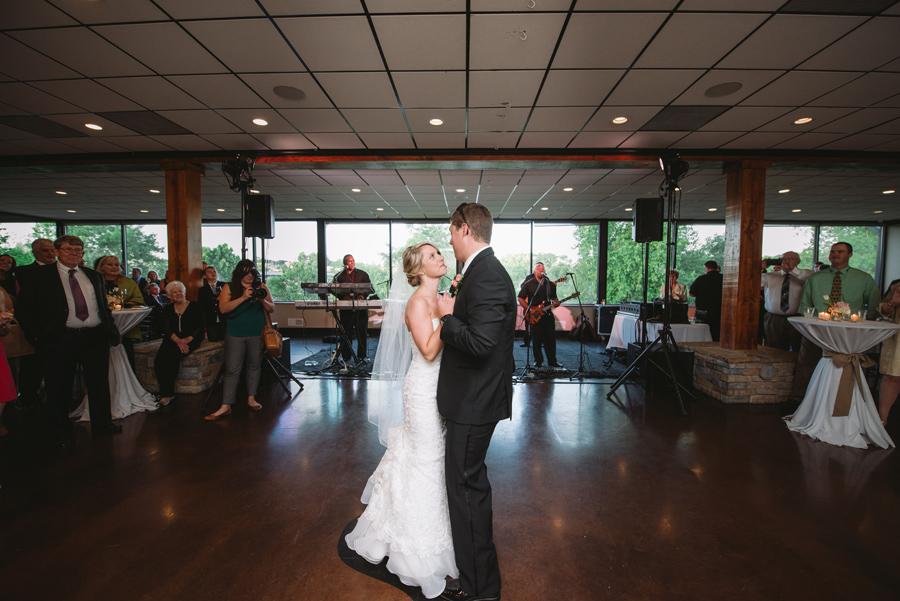 dance floor stone river