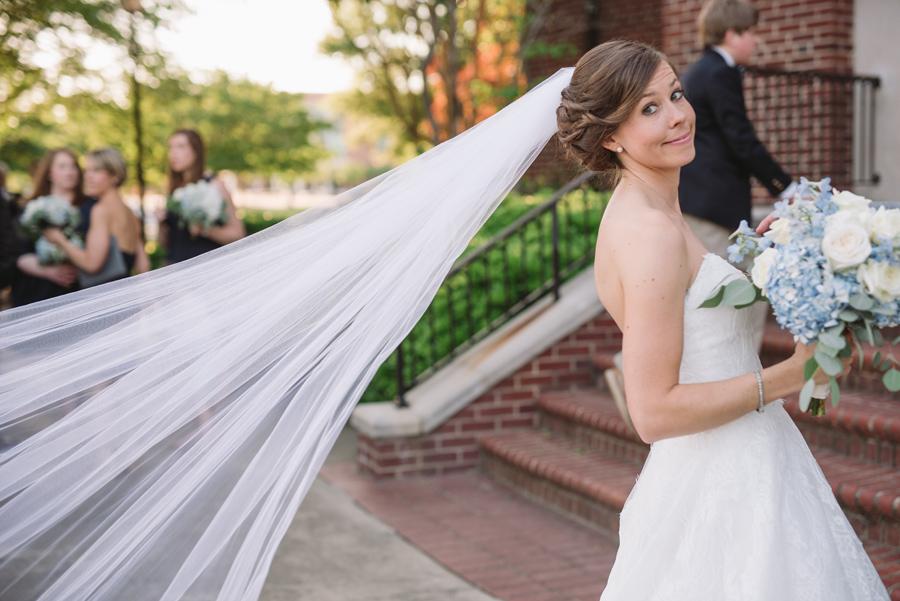 fun bride