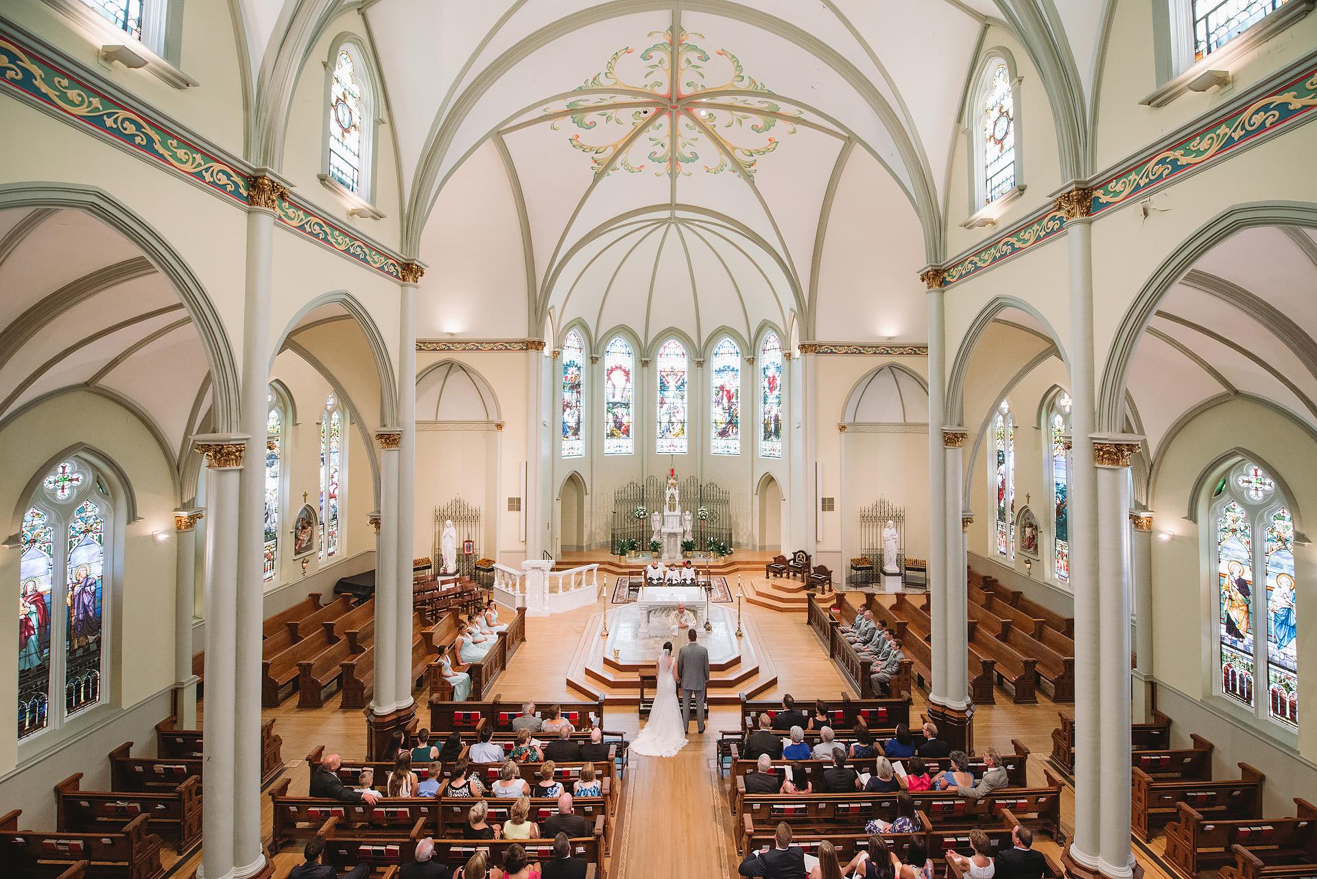 St Peter's Catholic Church / Columbia / SC