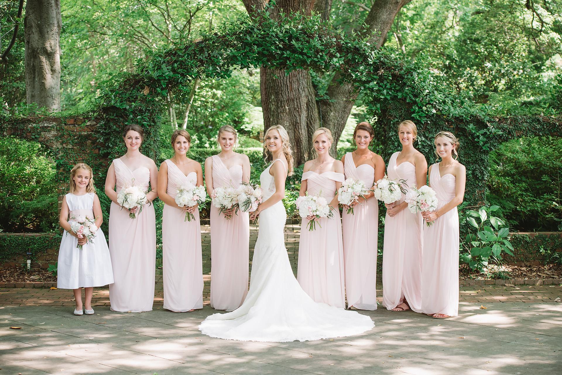 SC Lace House Wedding Garden / Columbia / SC