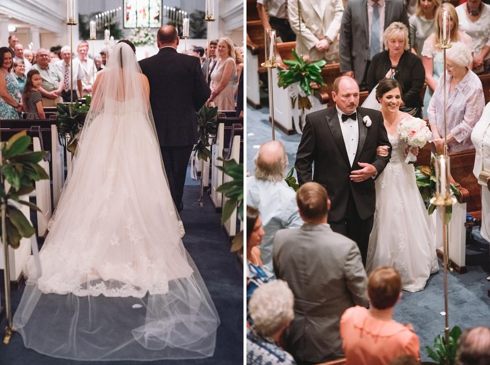 boyce chapel wedding ceremony