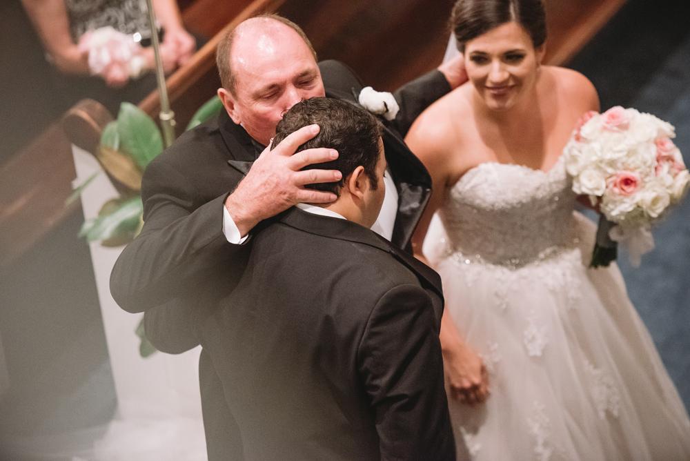 first baptist columbia wedding