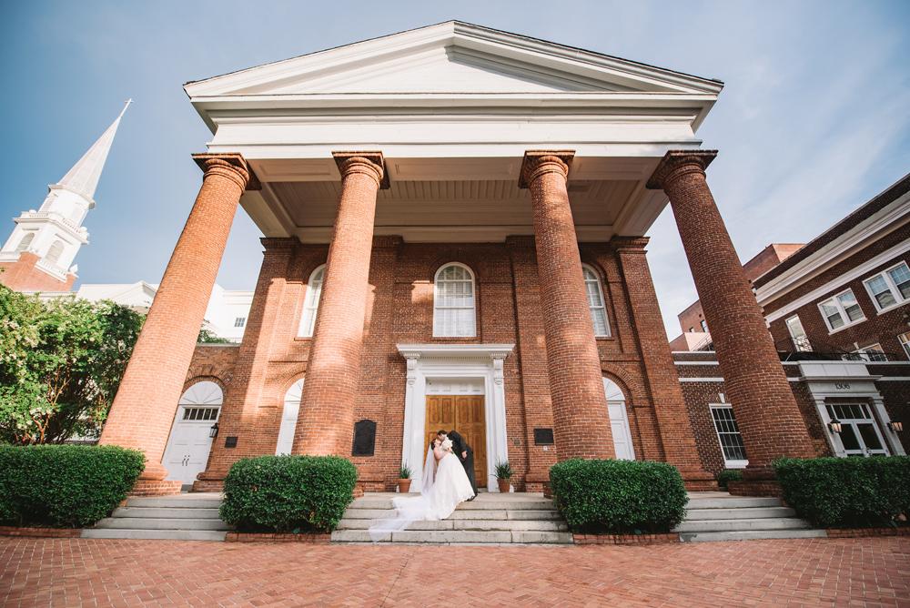 boyce chapel wedding photo