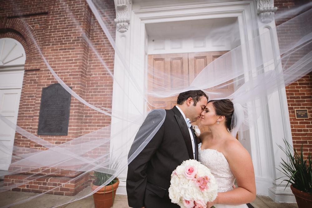 wedding portraits boyce chapel