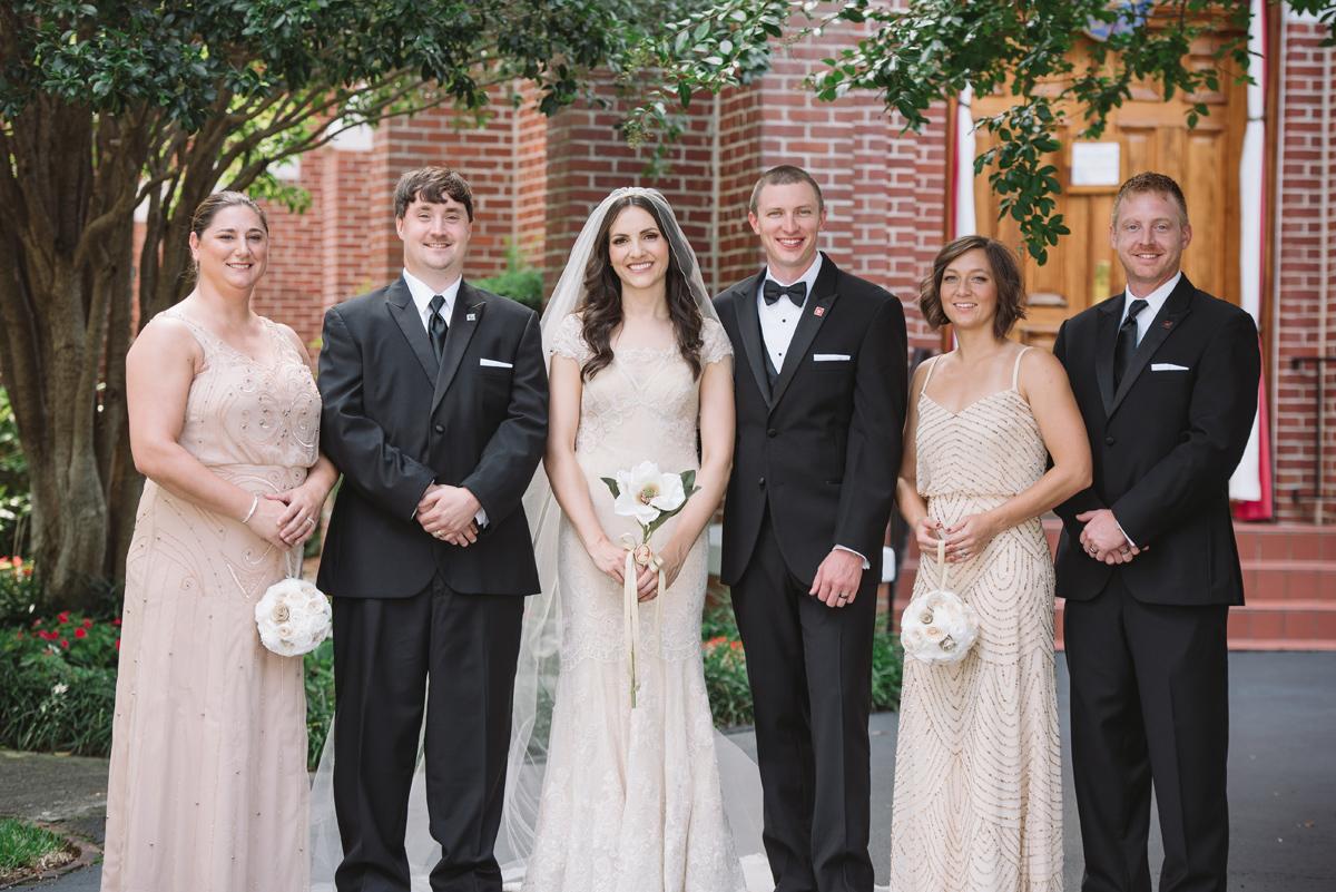bridal party aiken sc