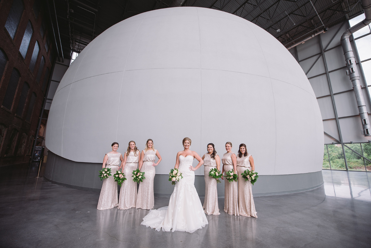 planetarium wedding south carolina