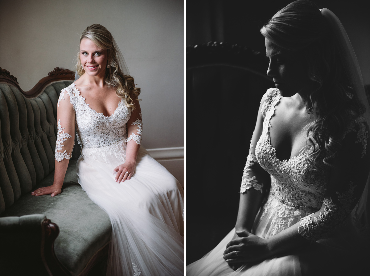 bridal portraits sc lace house