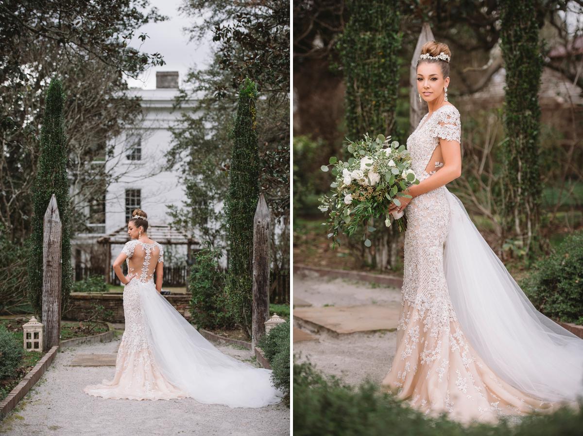 Perfect bridal portraits