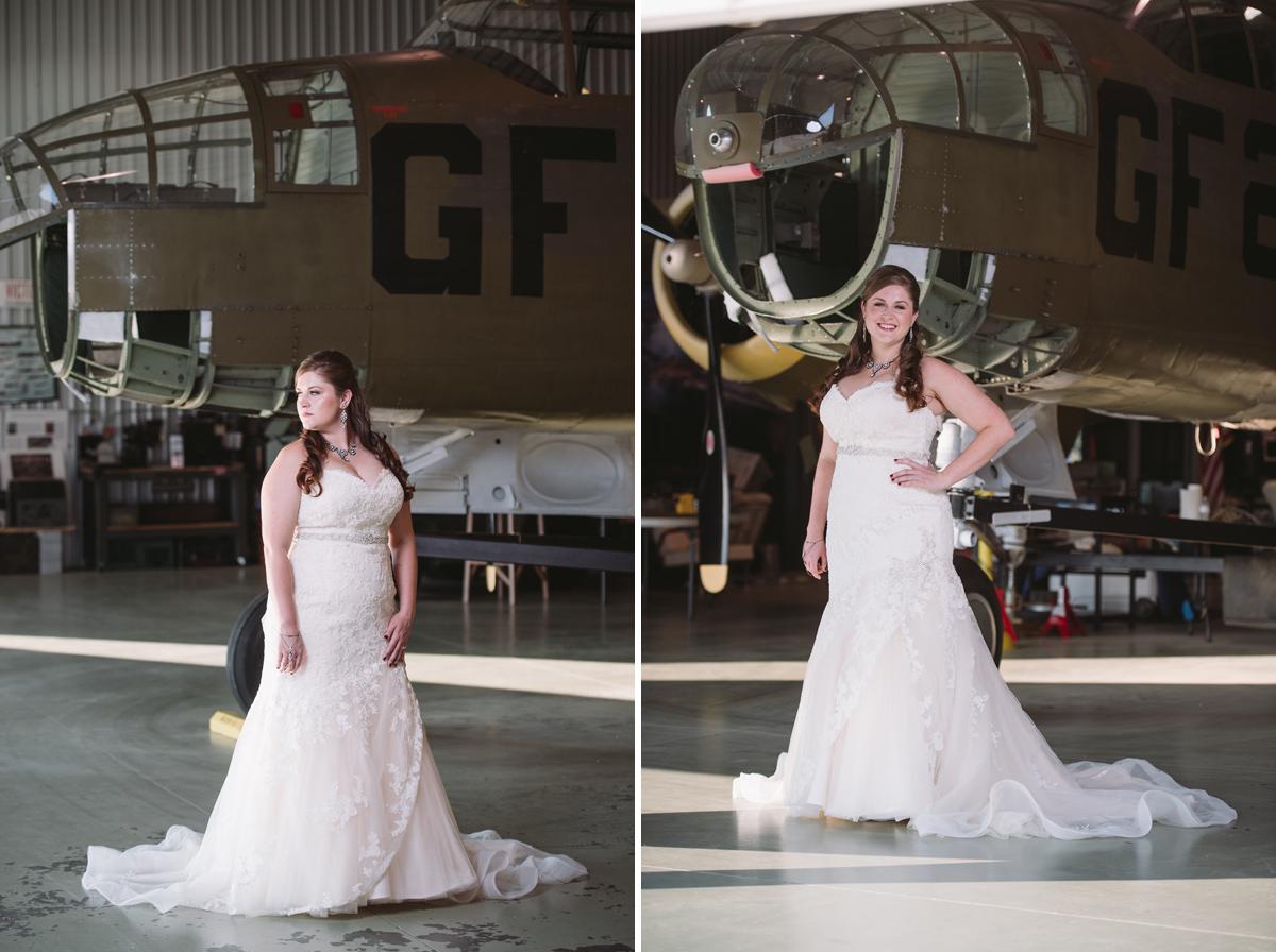 Kerri Bridal portrait