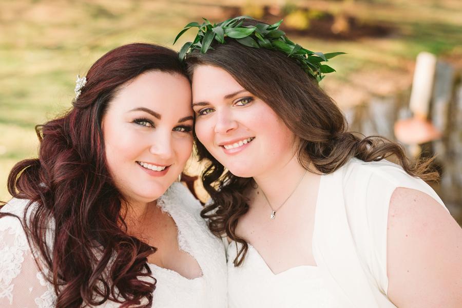 beautiful gay brides