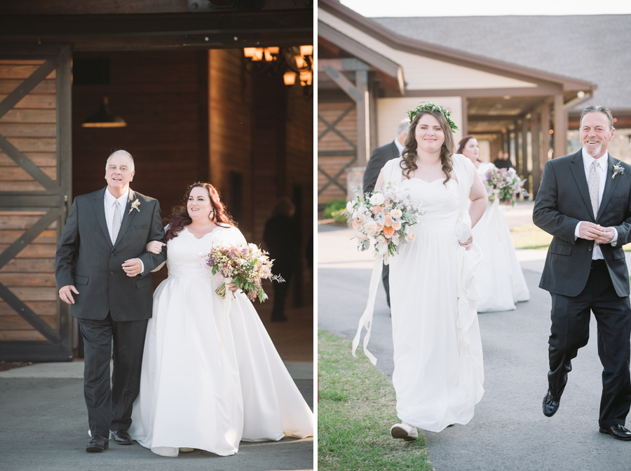 brides and fathers