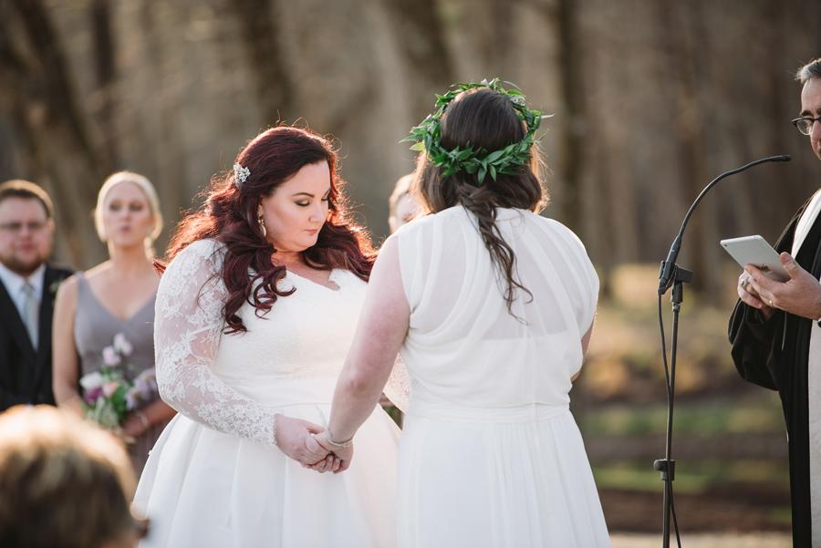 gay wedding farm at ridgeway