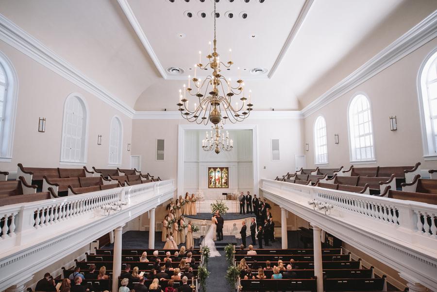 boyce chapel balcony