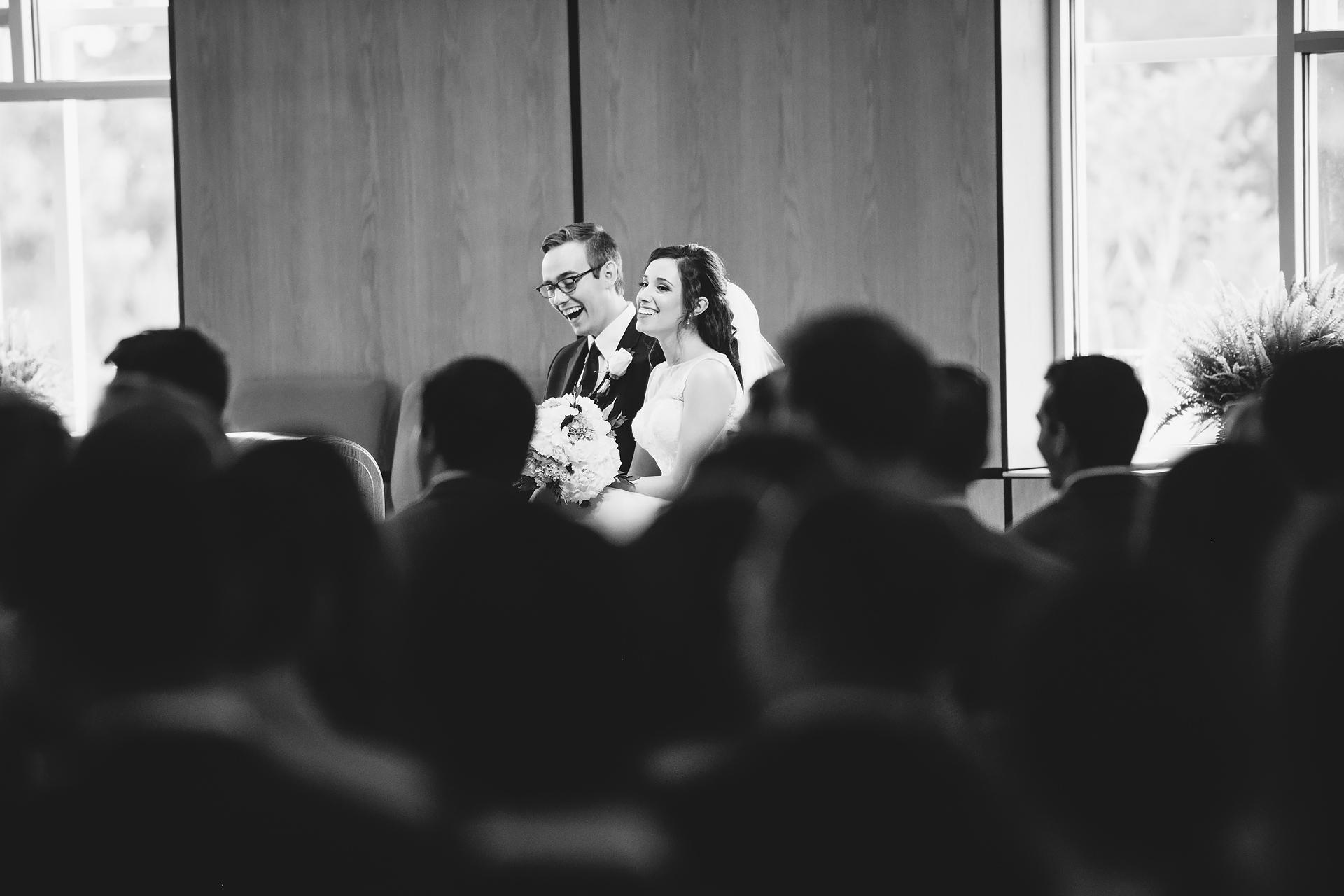 Cardinal Newman Wedding / Columbia, SC