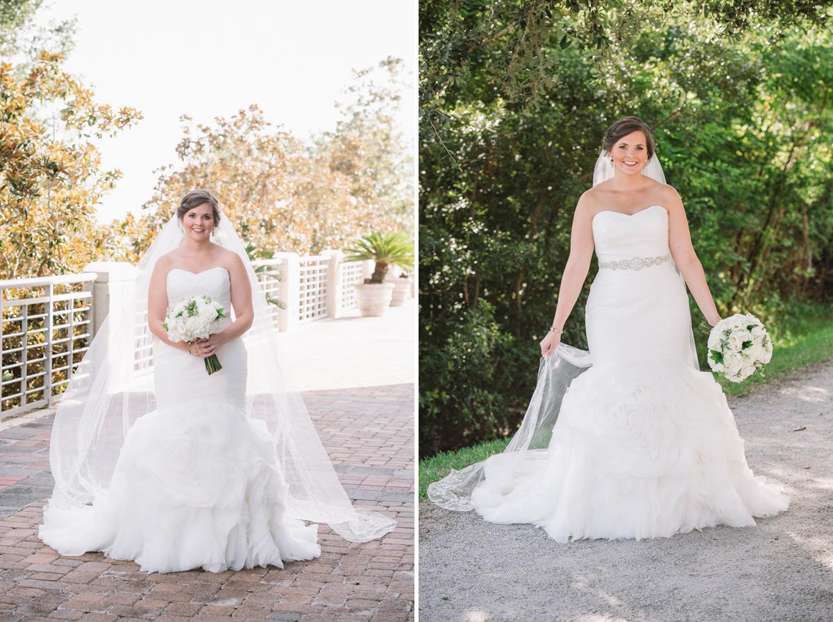 bridal portraits charleston sc