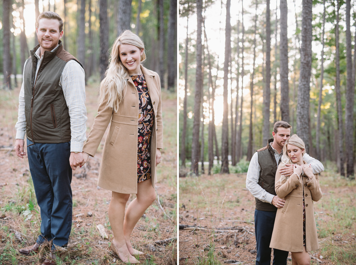 cute fall session