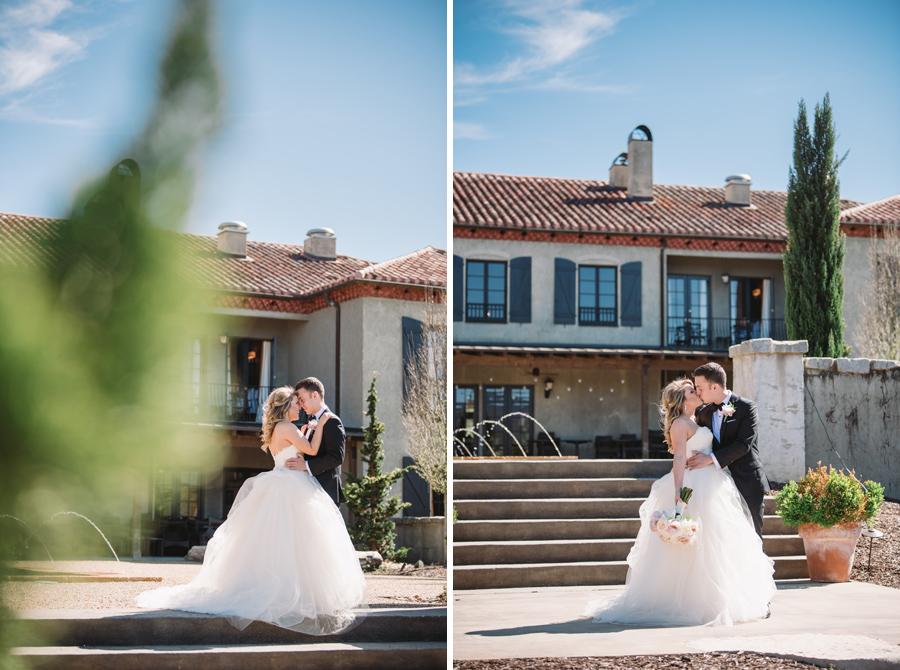 wedding portraits hotel domestique