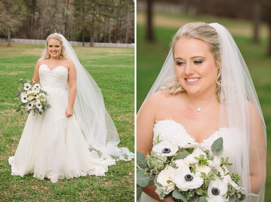 backyard bridals