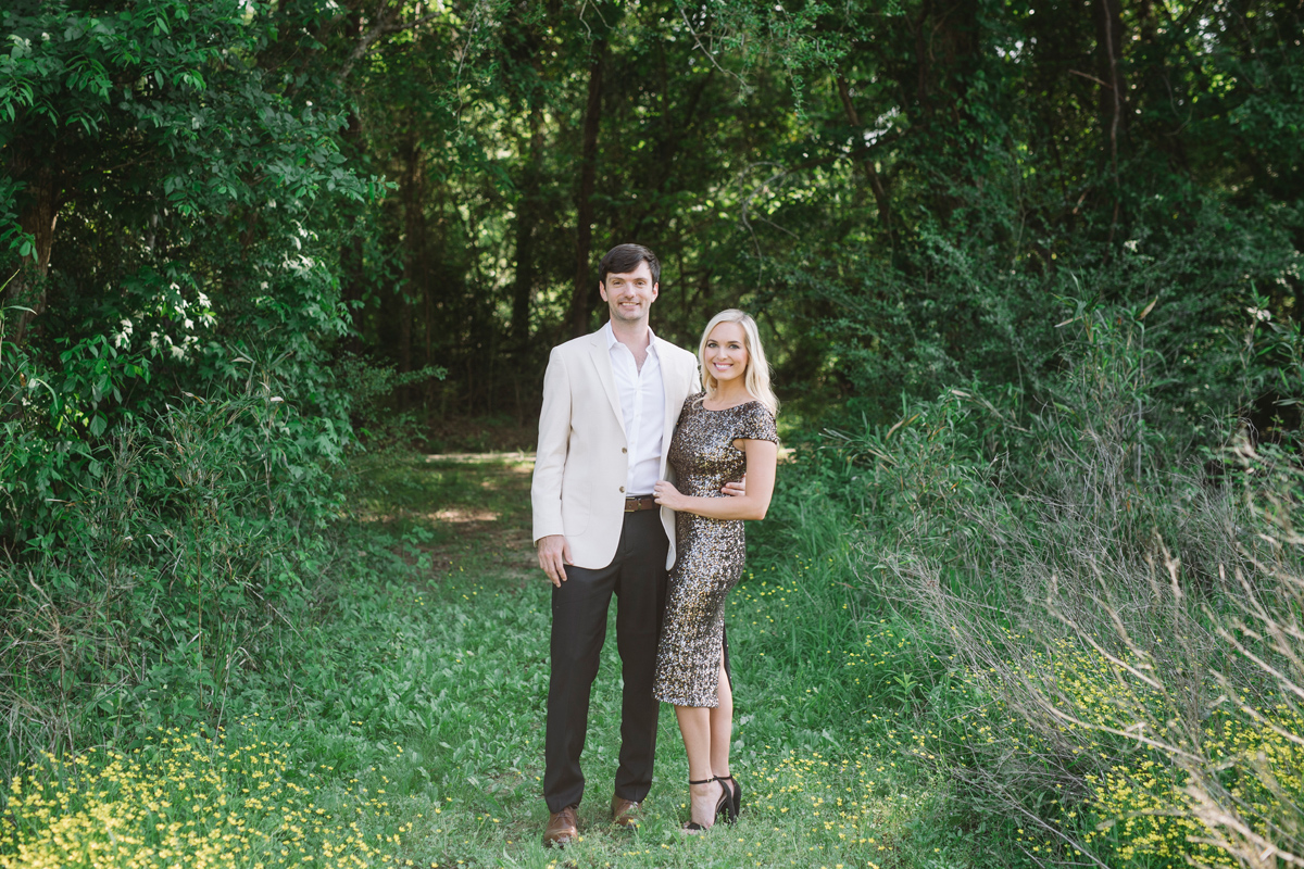 engagement session fashion
