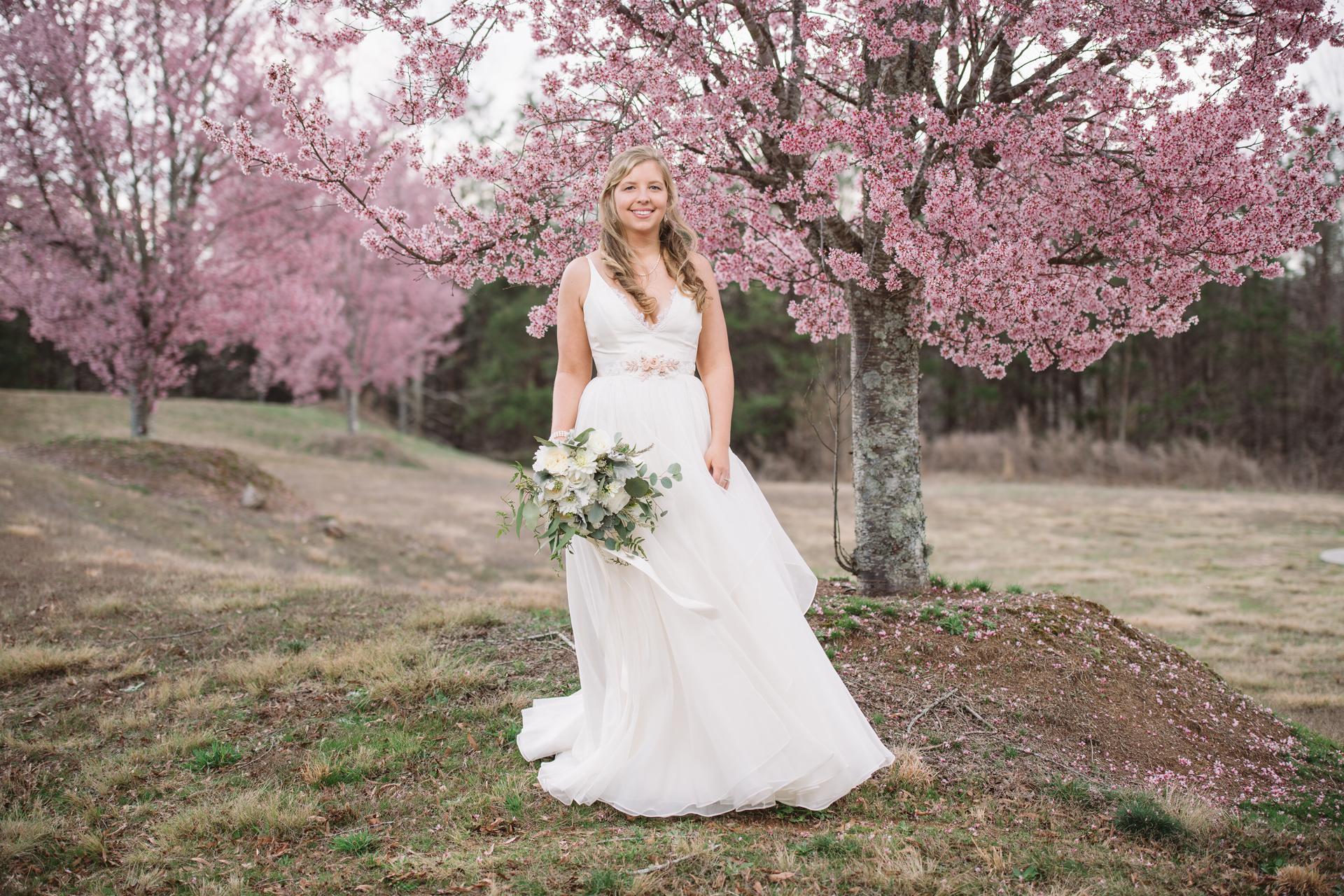 cherry-tree-blossom-bridal