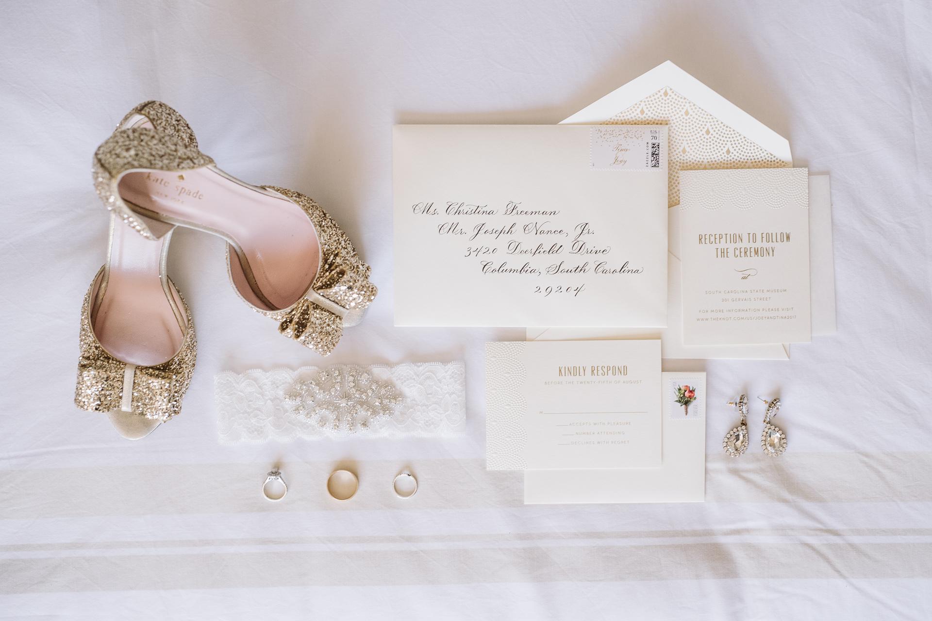 bridal details layflat