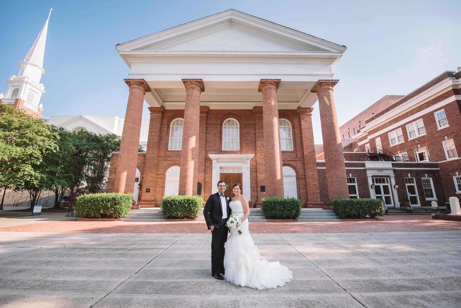 boyce chapel wedding photos