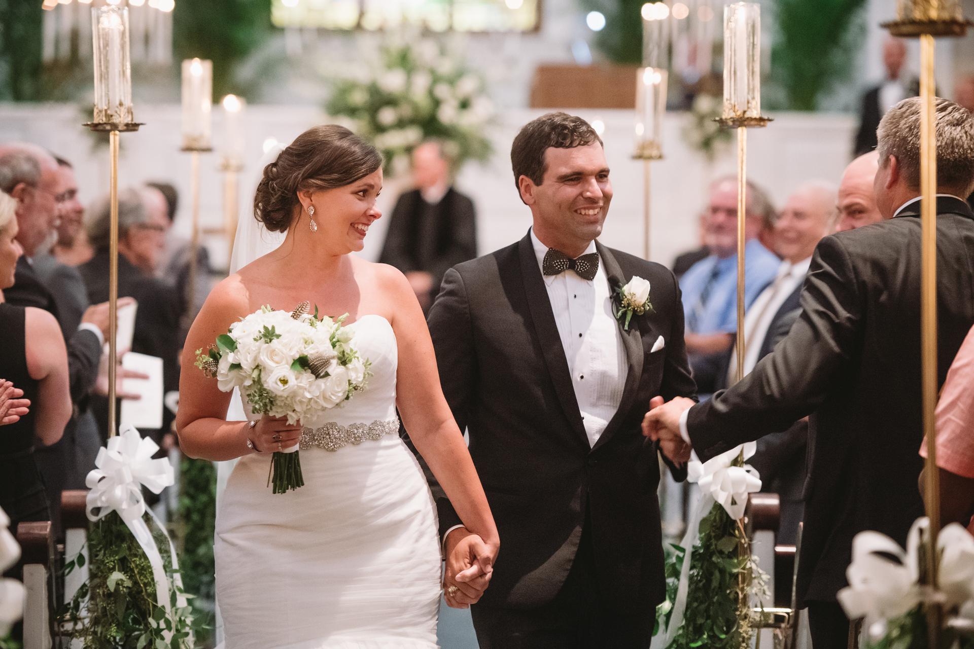 tina and joey wedding