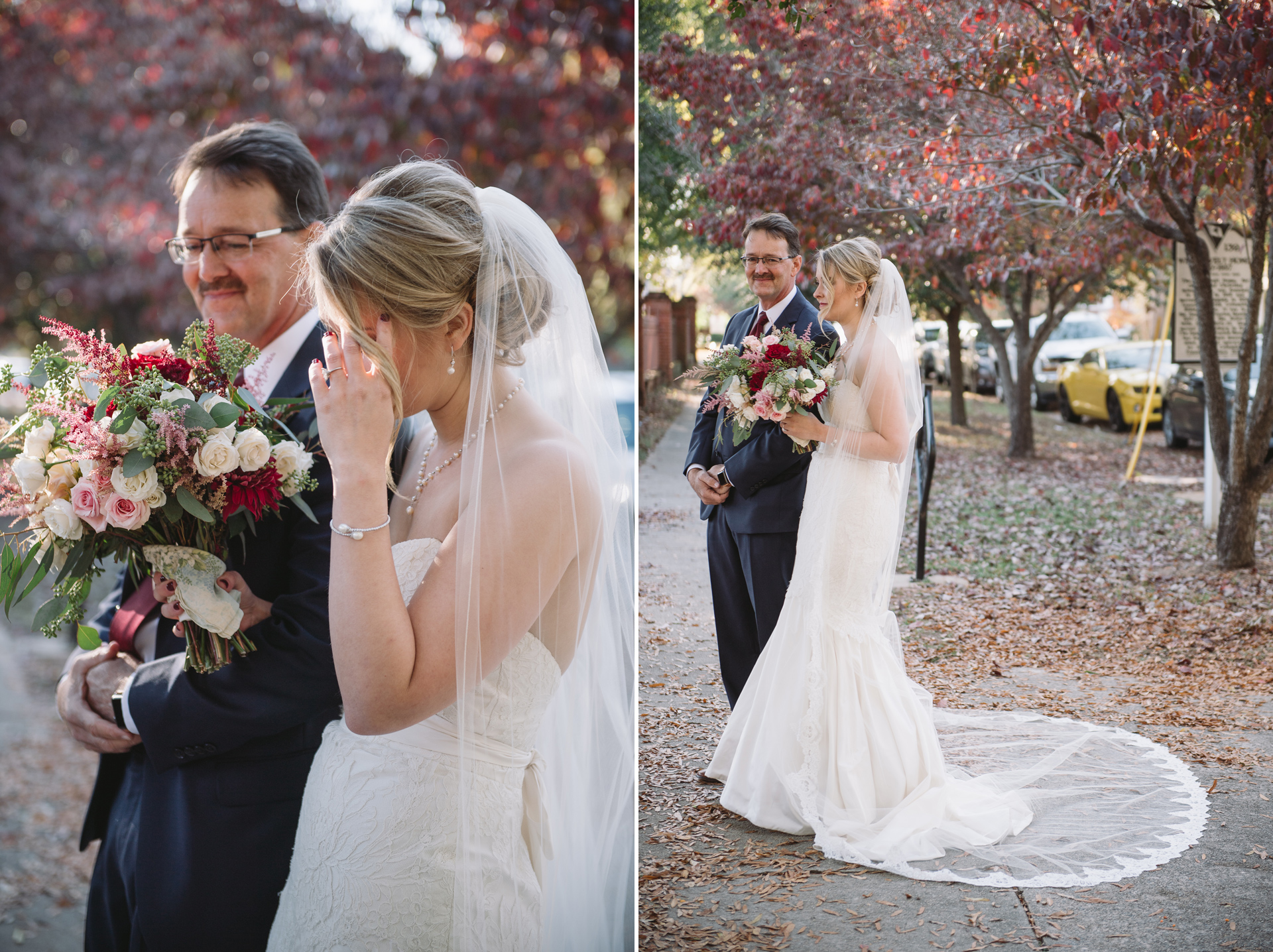 walk down the aisle with dad