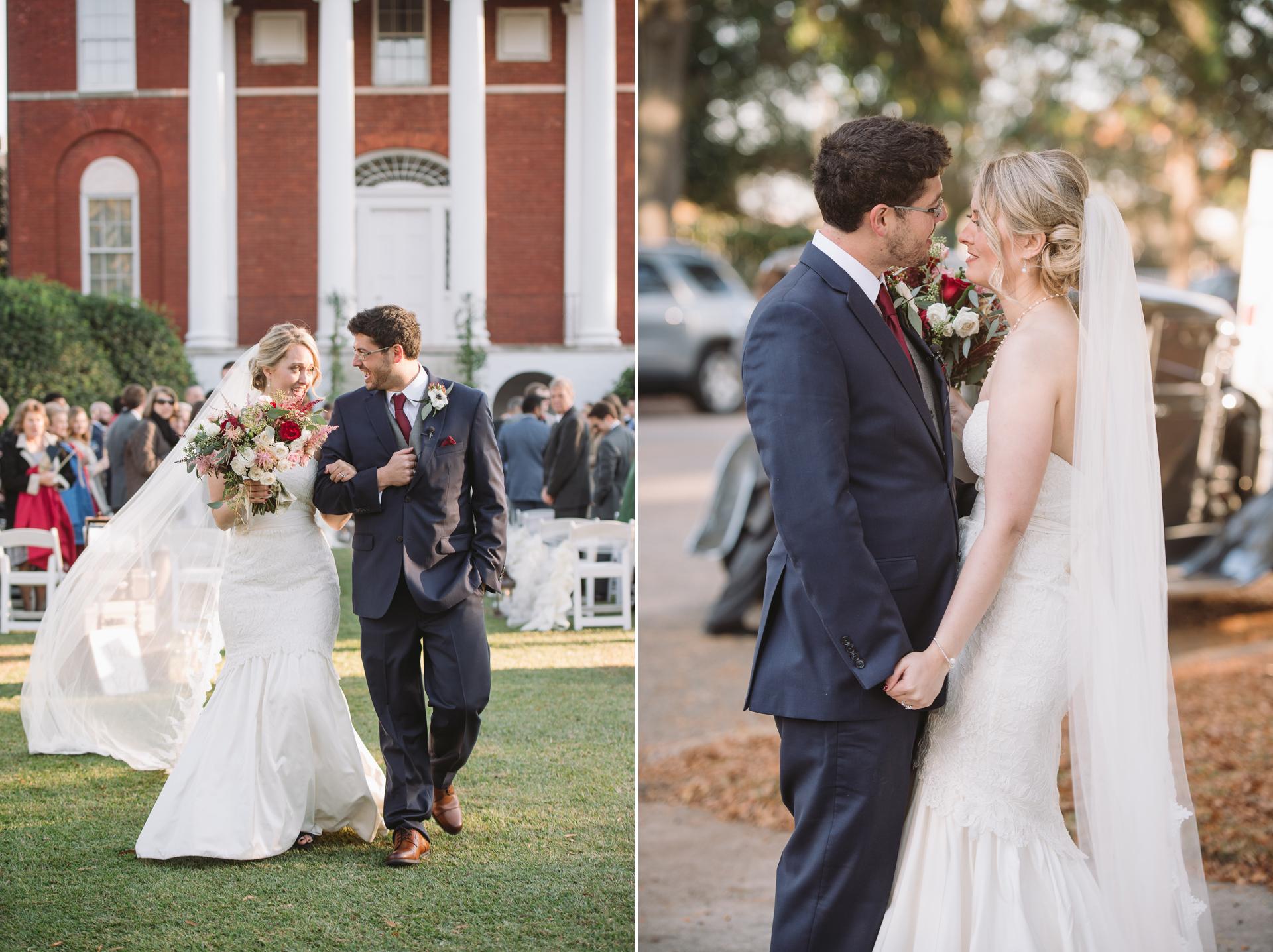 cute wedding ceremony
