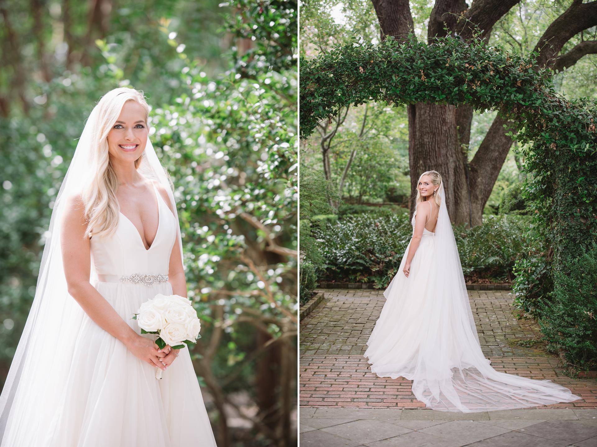 gabriel bridal portraits