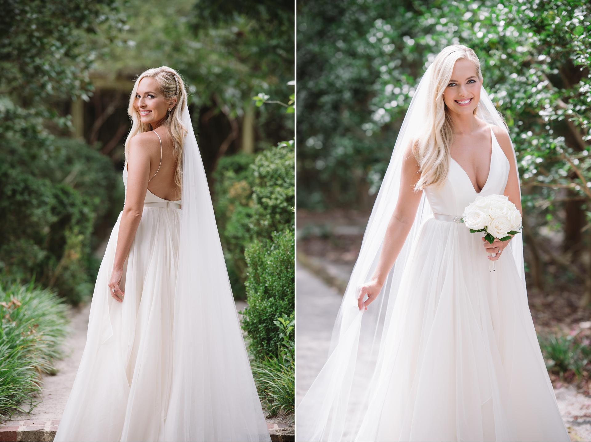 bridal portraits lace house