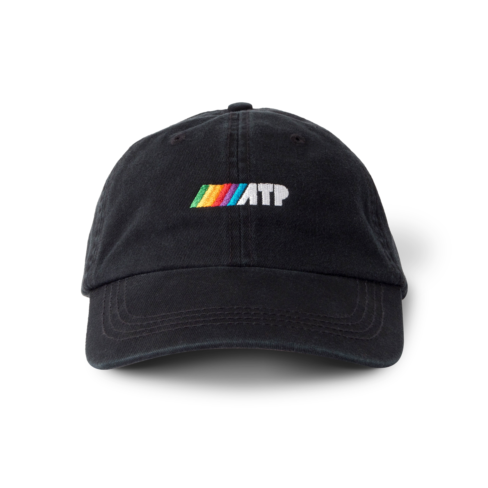 ///ATP Hat - Let the proud, embroidered, ATP logo protect your head from the harmful rays of the sun.Available in black and coal in 100% cotton.Buy now!