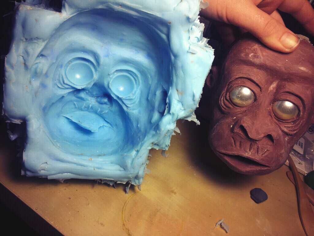 Modeling, Mould Making and Casting with Chris Wylie — THE