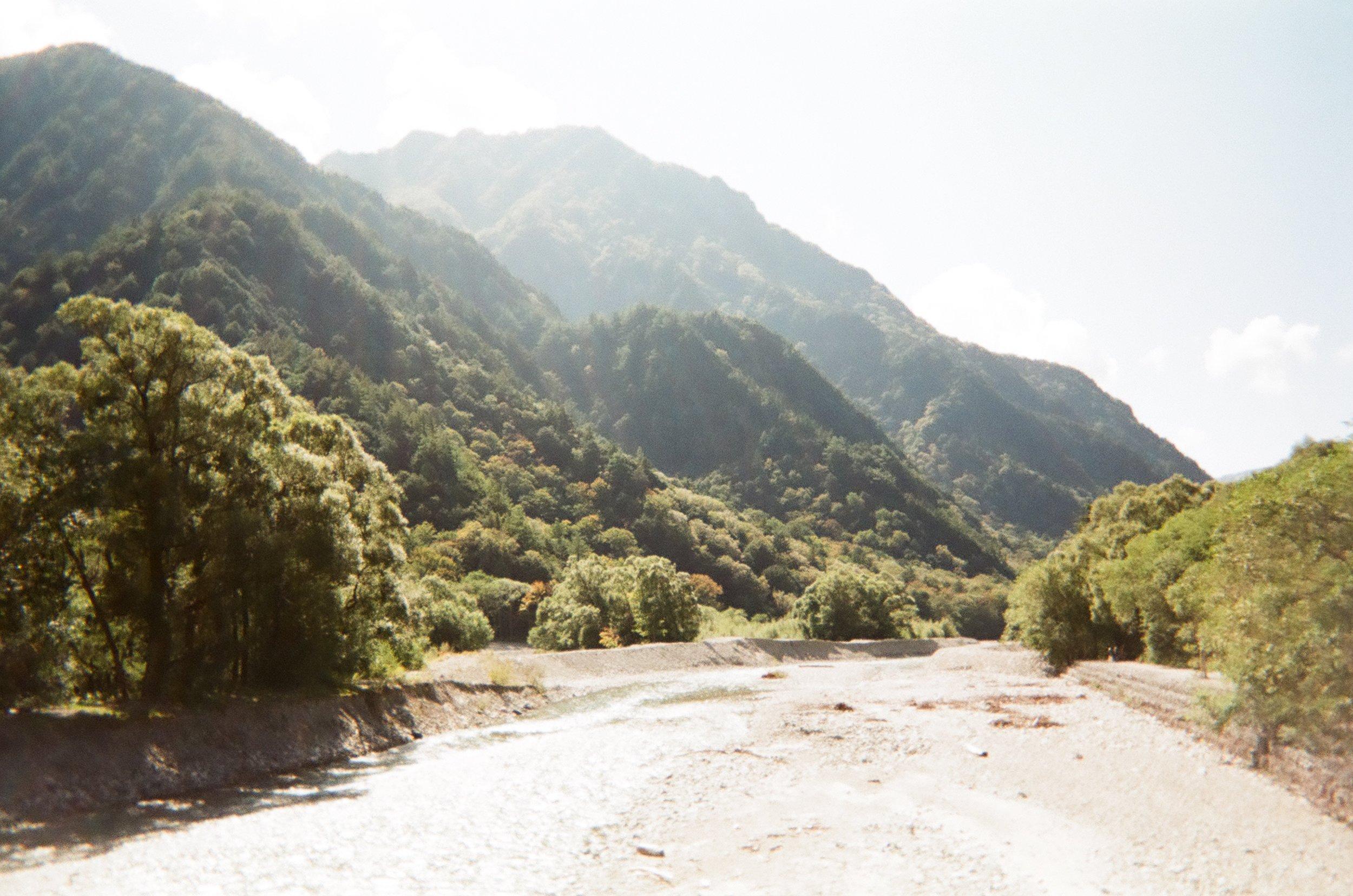 Taisho Pond