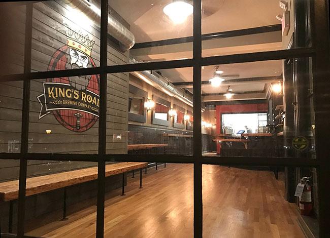 The Tasting Room on King's Highway