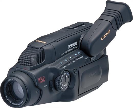 The Canon ES100 circa 1994